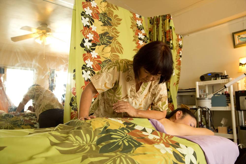 Kahuna&Mana Massage/カフナ&マナ マッサージ