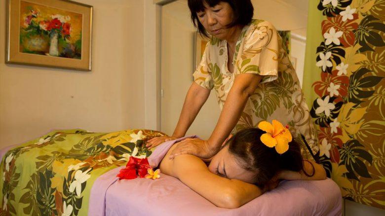 カフナ&マナ マッサージ/Kahuna & Mana Massage