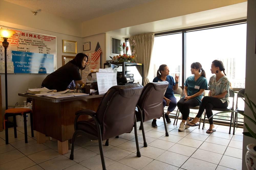 HAWAII MASSAGE ACADEMY/ハワイマッサージアカデミー