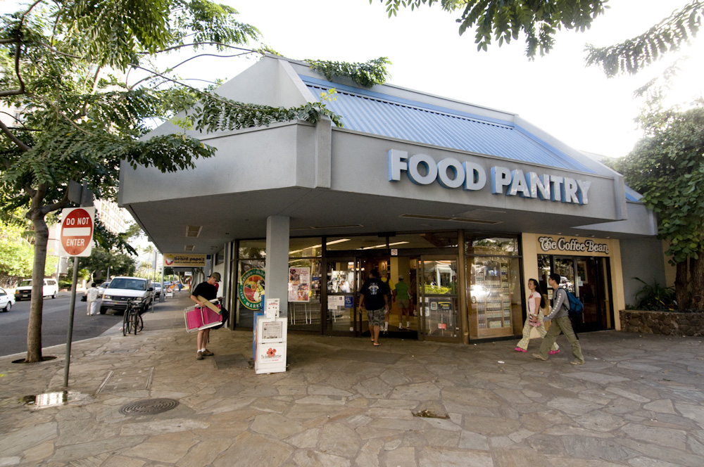 Food Pantry/フード・パントリー