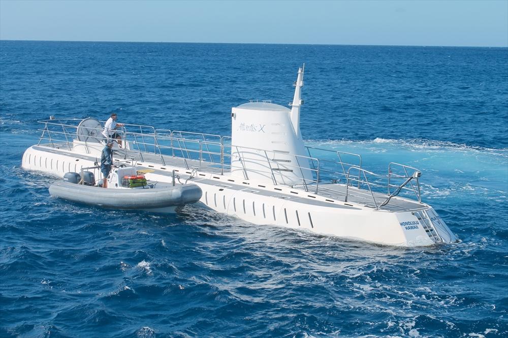 アトランティス潜水艦
