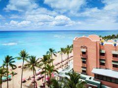 ハワイに来たら一度は泊まってみたい!名門ホテル5選