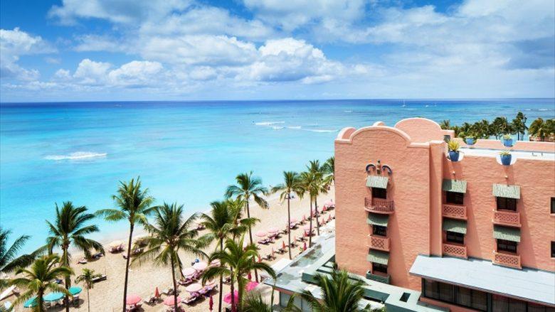 ハワイに来たら一度は泊まってみたい!ハワイの名門ホテル5選