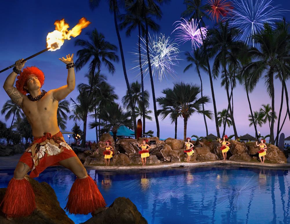 Hilton Hawaiian Village Waikiki Beach Resort/ヒルトン・ハワイアン・ビレッジ ワイキキ・ビーチ・リゾート