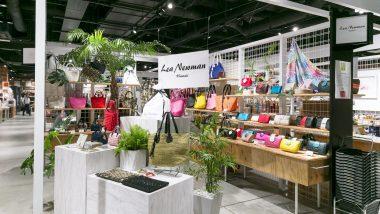 「東急プラザ銀座」の「HANDS EXPO」にLea NewmanとLilly&Emmaが登場!