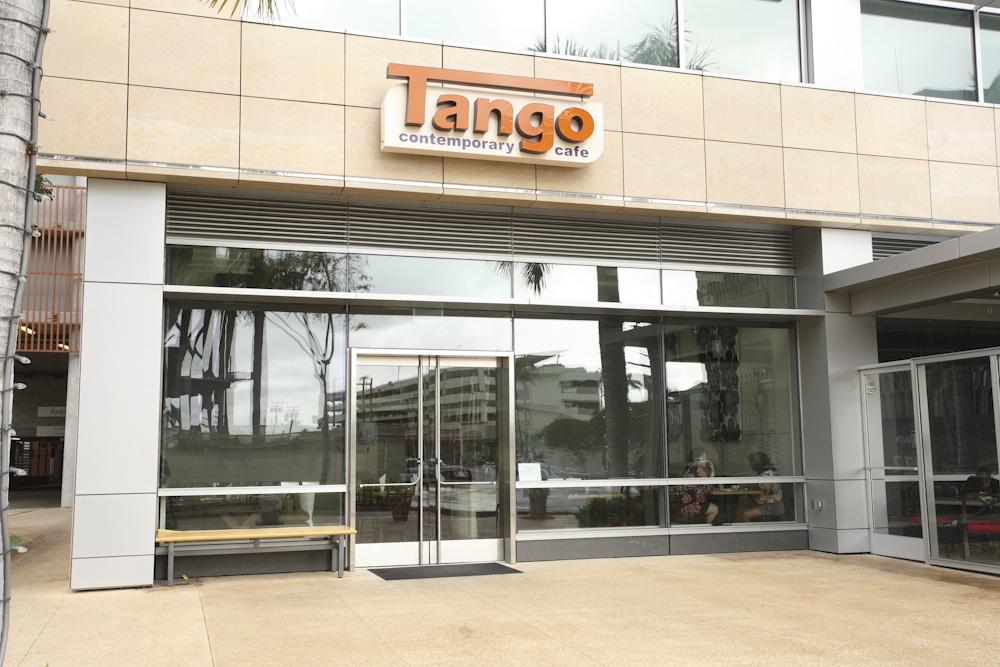 Tango Contemporary Cafe/タンゴ