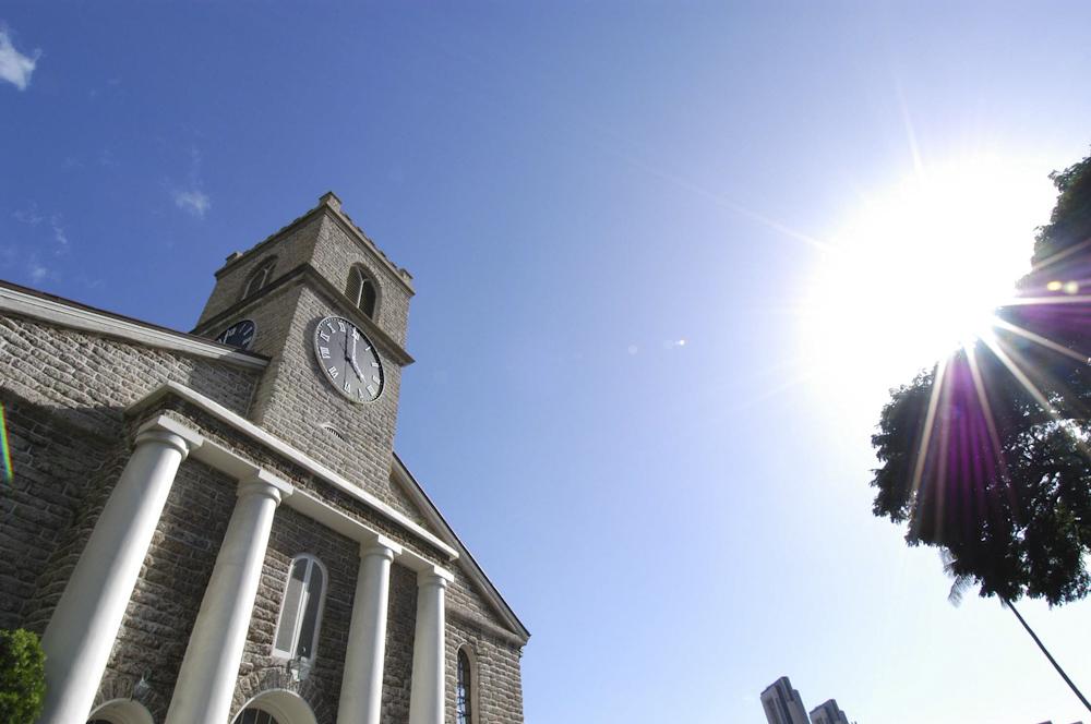 Kawaiahao Church/カワイアハオ教会