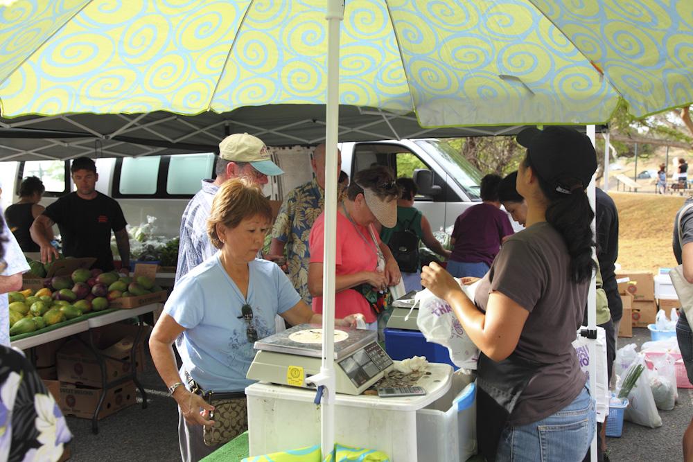 KCC Farmers Market/KCC ファーマーズ・マーケット