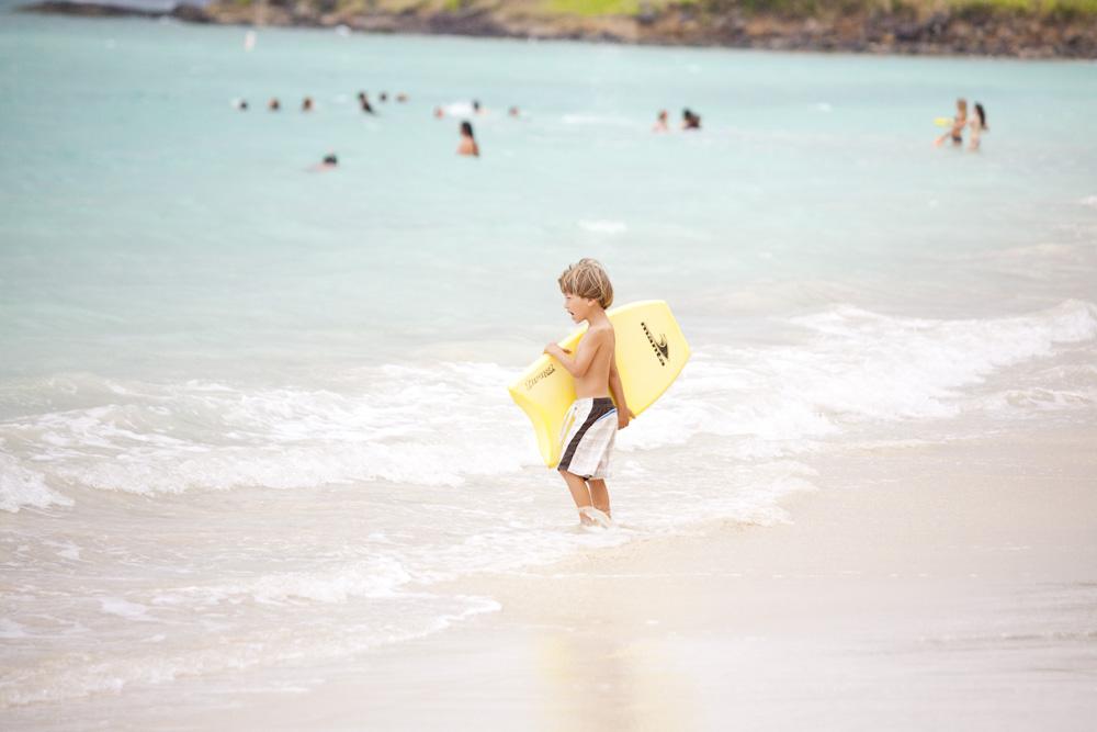 カイルア・ビーチパーク/Kailua Beach Park