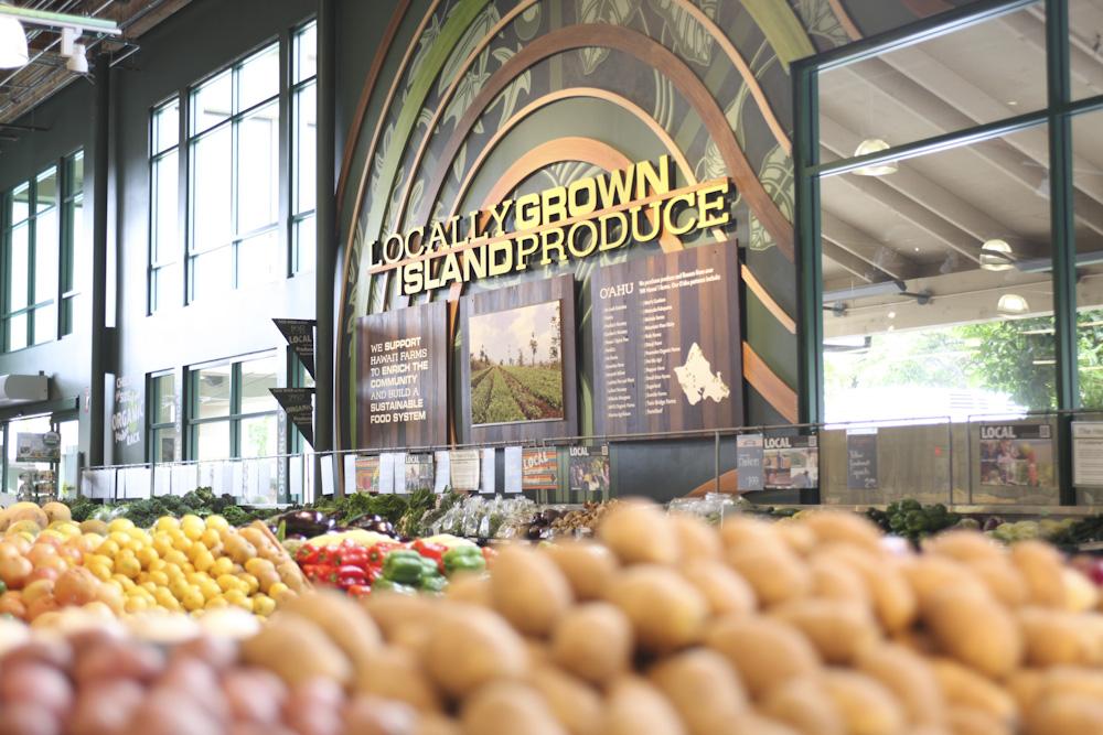 Whole Foods Market/ホールフーズ・マーケット カイルア店