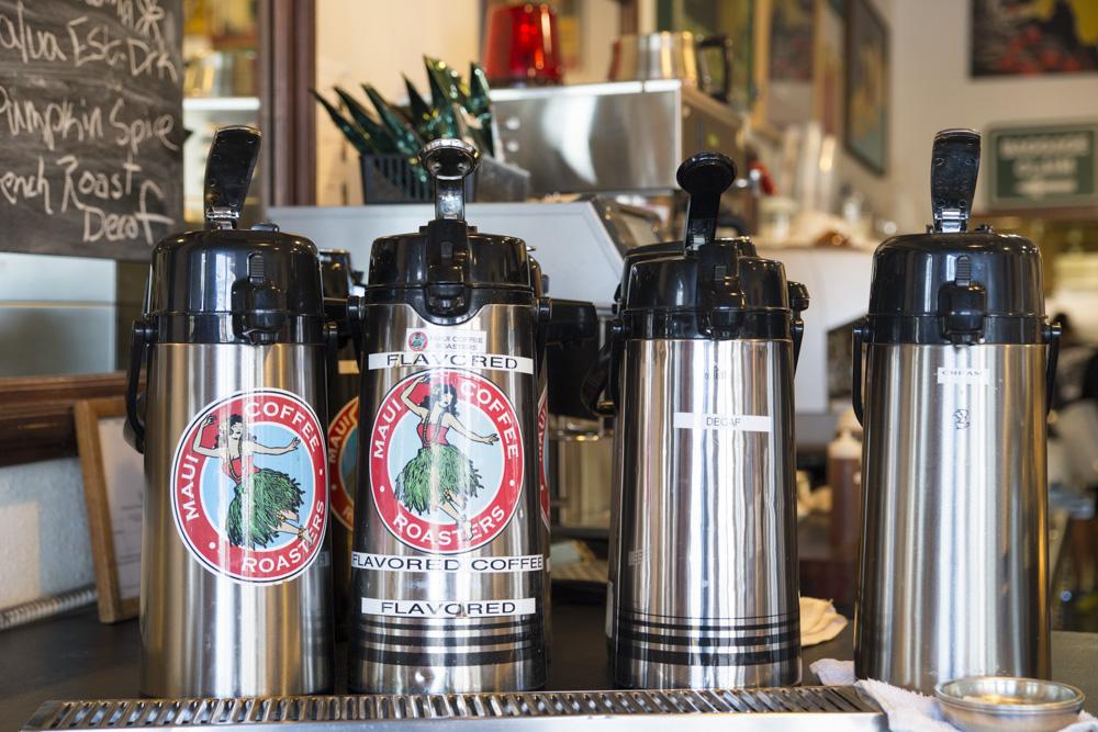 Maui Coffee Roasters/マウイ・コーヒー・ロースターズ