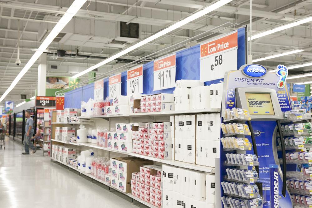 Walmart/ウォルマート アラモアナ店