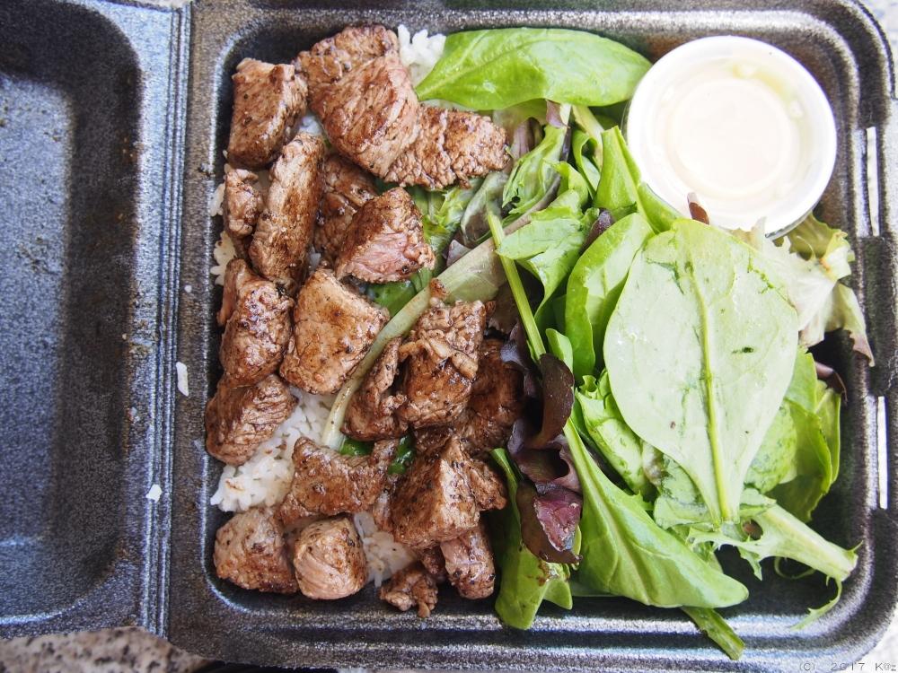 ステーキシャック/The Steak Shack