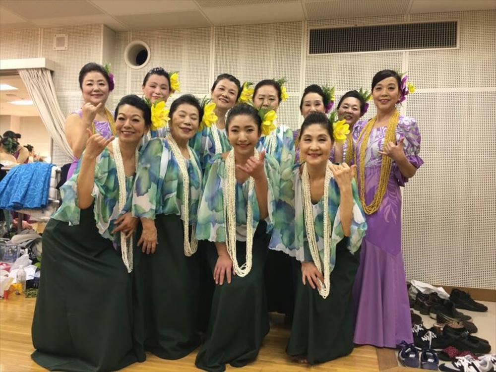 Ginza Hawaiian Day
