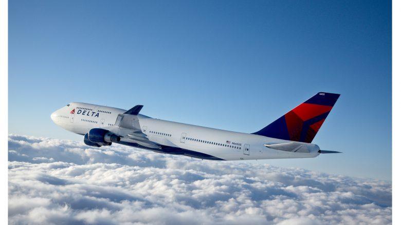 デルタ航空、ジャンボ機の退役前に記念プロジェクト「Thank You 747-400」を実施