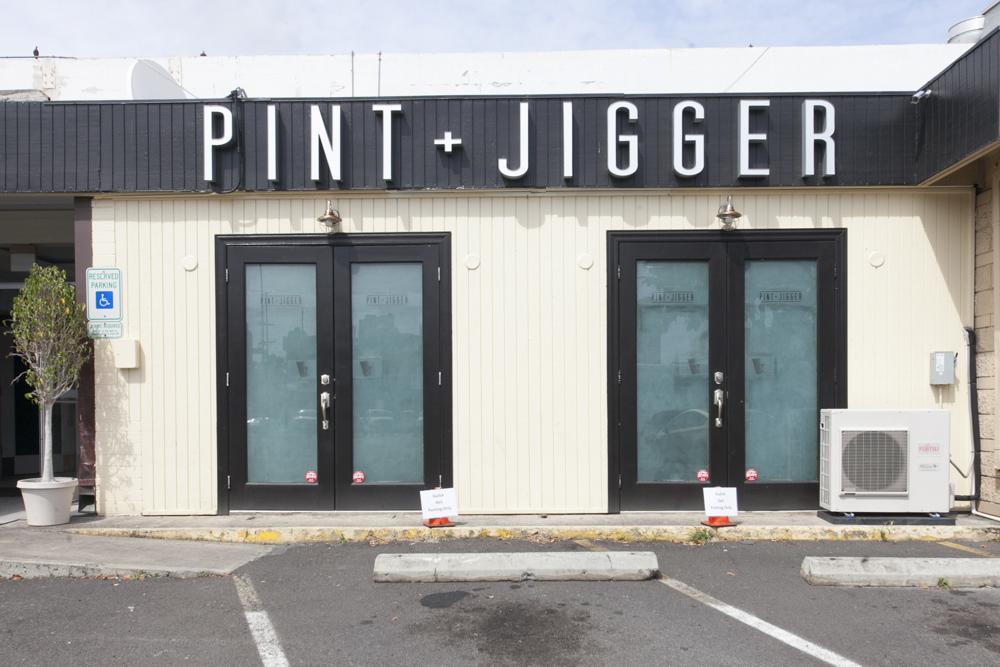 パイント+ジガー/PINT + JIGGER