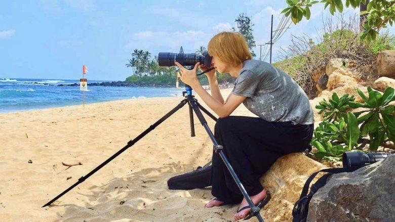 バンドマンからカメラマンに。ムーンボウを撮影したい!