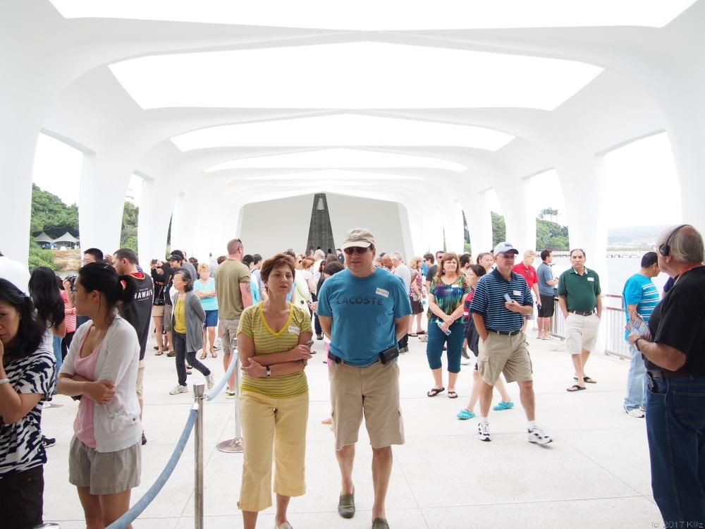 アリゾナ・メモリアル (パールハーバー) /Arizona Memorial