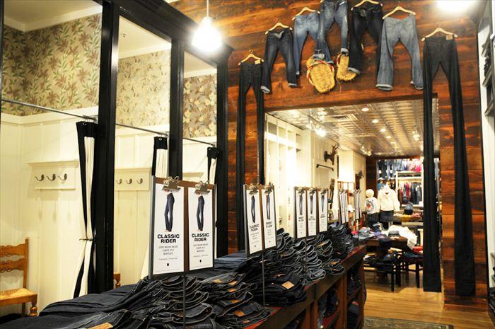 ラッキー・ブランド・ジーンズ(アラモアナセンター店)/Lucky Brand Jeans