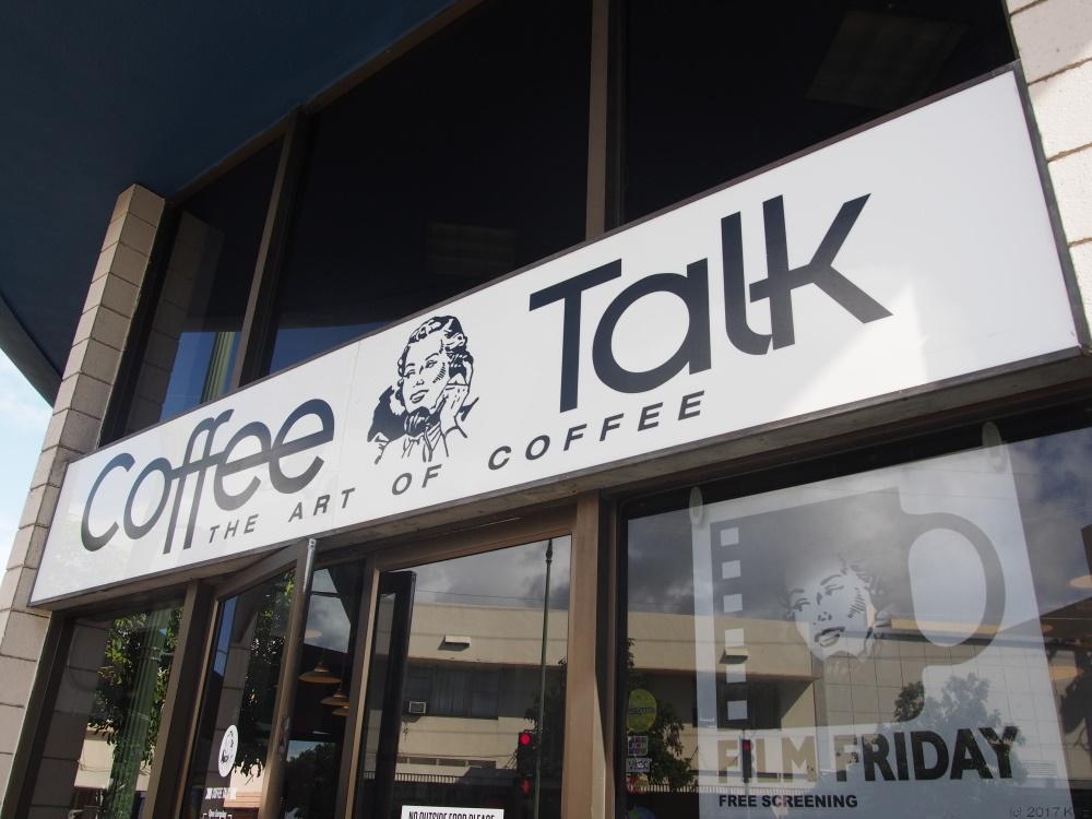 コーヒー・トーク/Coffee Talk