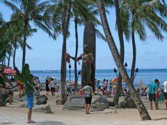 ホノルルでよく見かける銅像達が語る~ハワイアンヒストリー~