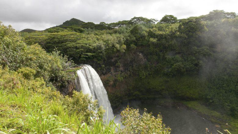 ワイルア滝/Wailua Falls