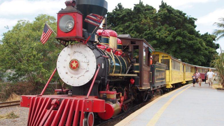 プランテーション時代のハワイを感じる「鉄道」に乗れるスポット