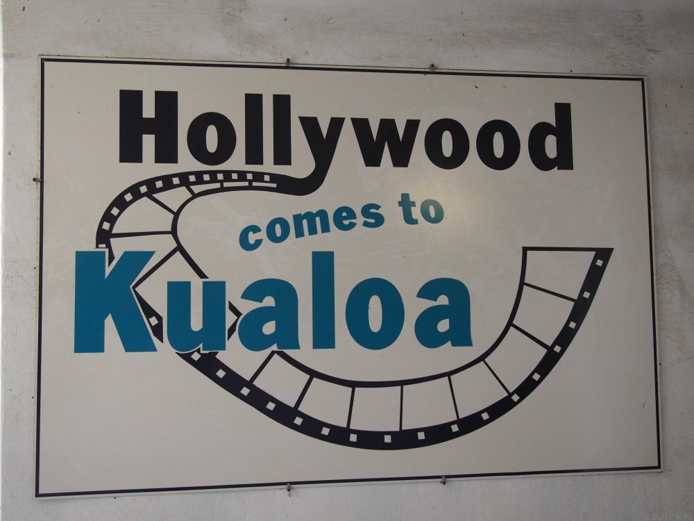 クアロア・ランチ/Kualoa Ranch
