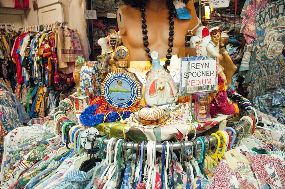 ベイリーズ・アンティークス/Bailey's Antiques & Aloha Shirts
