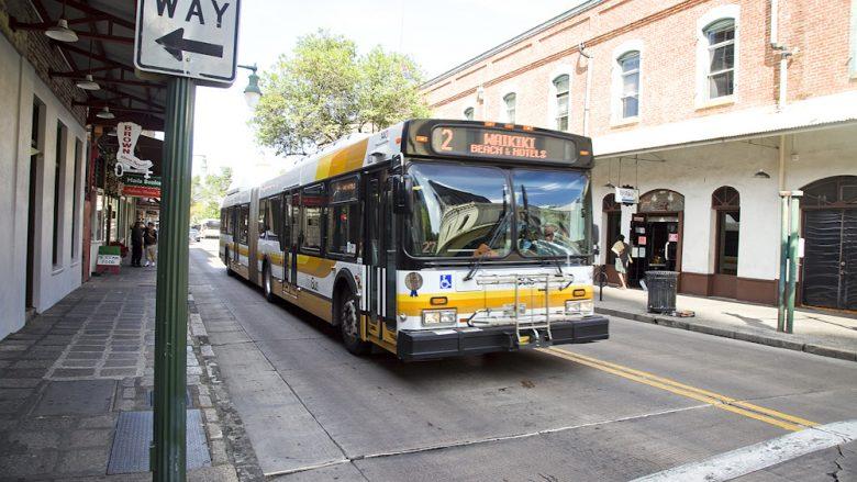 ハワイのザ・バスが1日5ドルで乗り放題に。トランスファー・チケットは廃止へ。