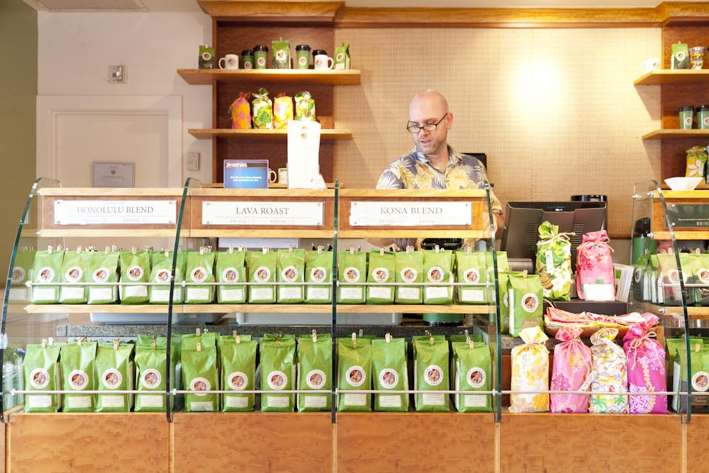 ホノルル・コーヒー・カンパニー/Honolulu Coffee