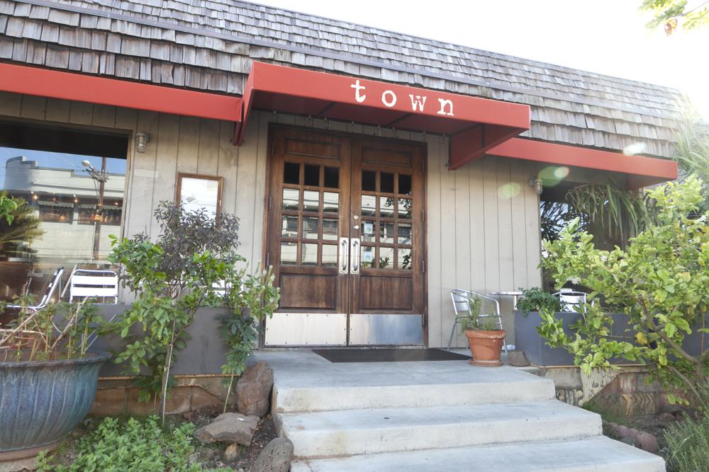 タウン/Town