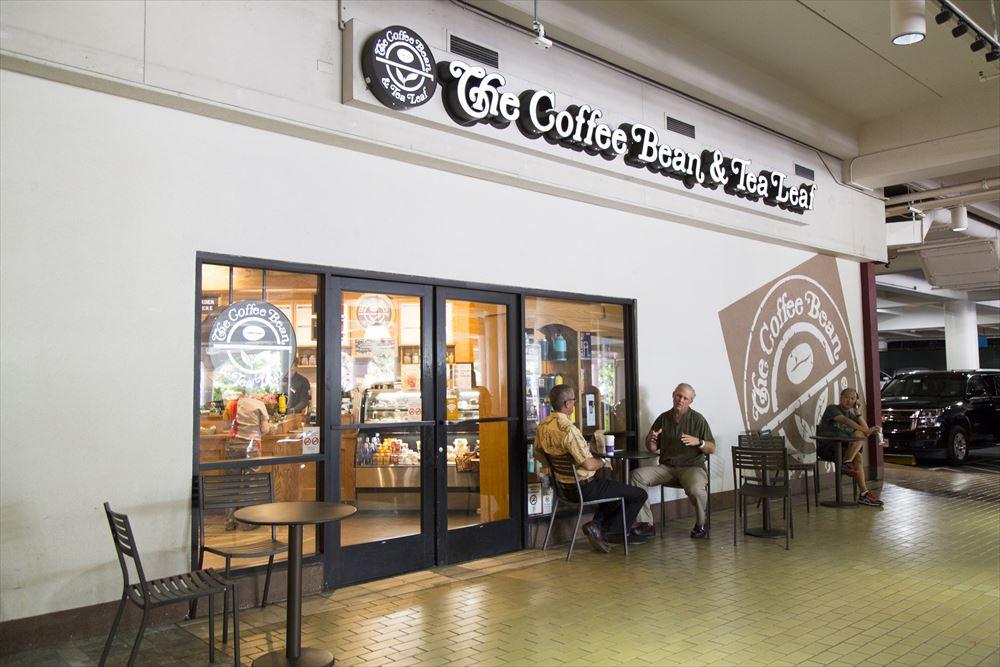 ザ・コーヒービーン&ティー・リーフ/The Coffee Bean & Tea Leaf