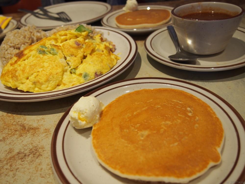 ケンズ・ハウス・オブ・パンケーキ/Ken's House of Pancakes