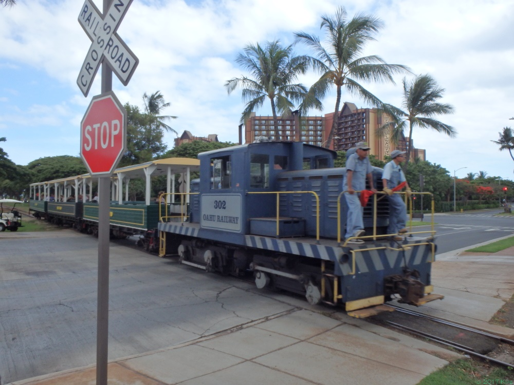 ハワイ鉄道協会/Hawaiian Railway Society