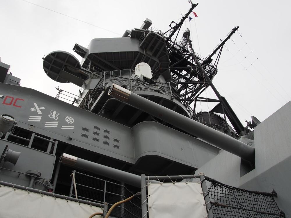 戦艦ミズーリ記念館/Battleship Missouri Memorial