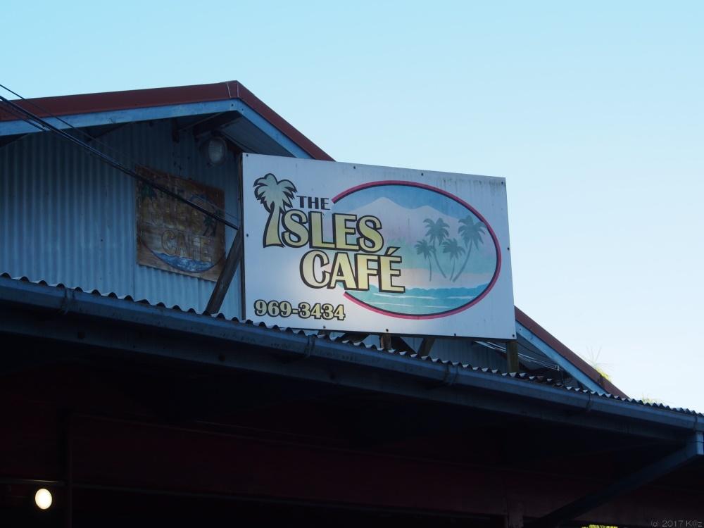 ザ・アイル・カフェ/The Isles Café