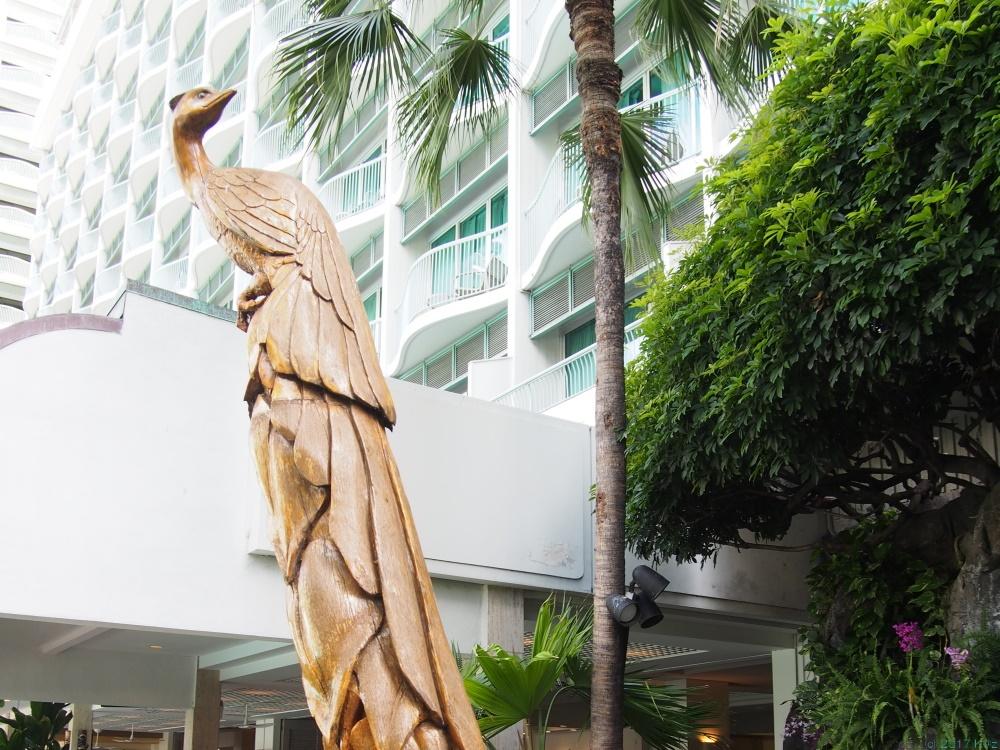プリンセス・カイウラニ/Princess Kaiulani Statue