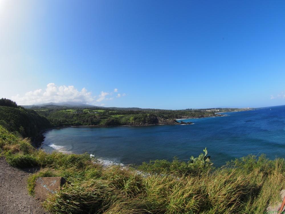 ホノルア・ベイ/Honolua Bay