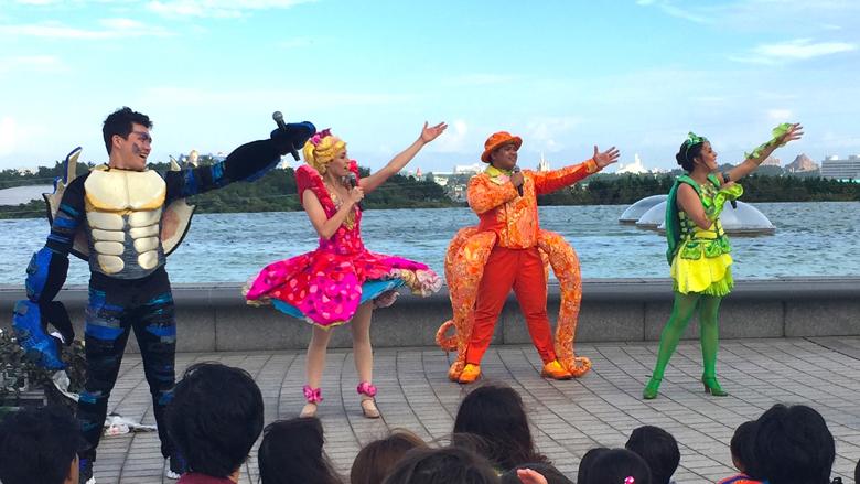 ハワイが舞台のミュージカル・ファンタジー 「ホヌ・バイ・ザ・シー」2017年10月8日~10日に来日公演!