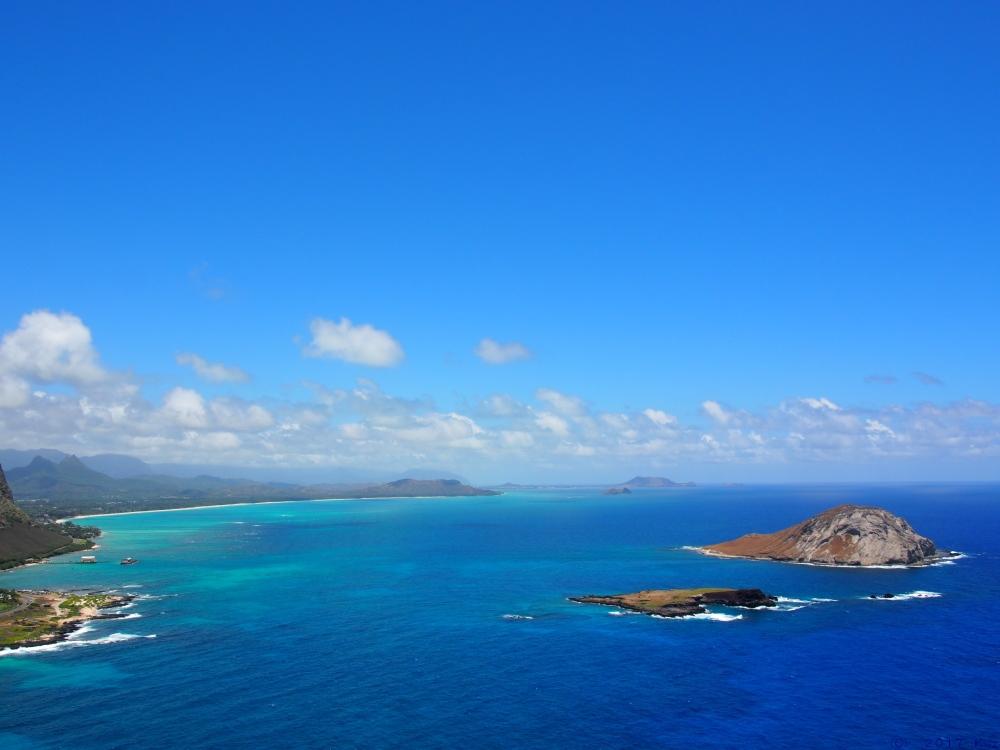 マカプウ・トレイル/Makapu'u Point Lighthouse Trail