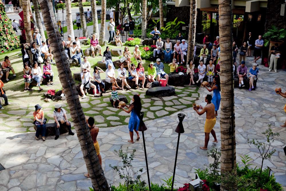 ロイヤル・ハワイアン・センター・ロイヤル・グローブ/Royal Hawaiian Center Royal Grove