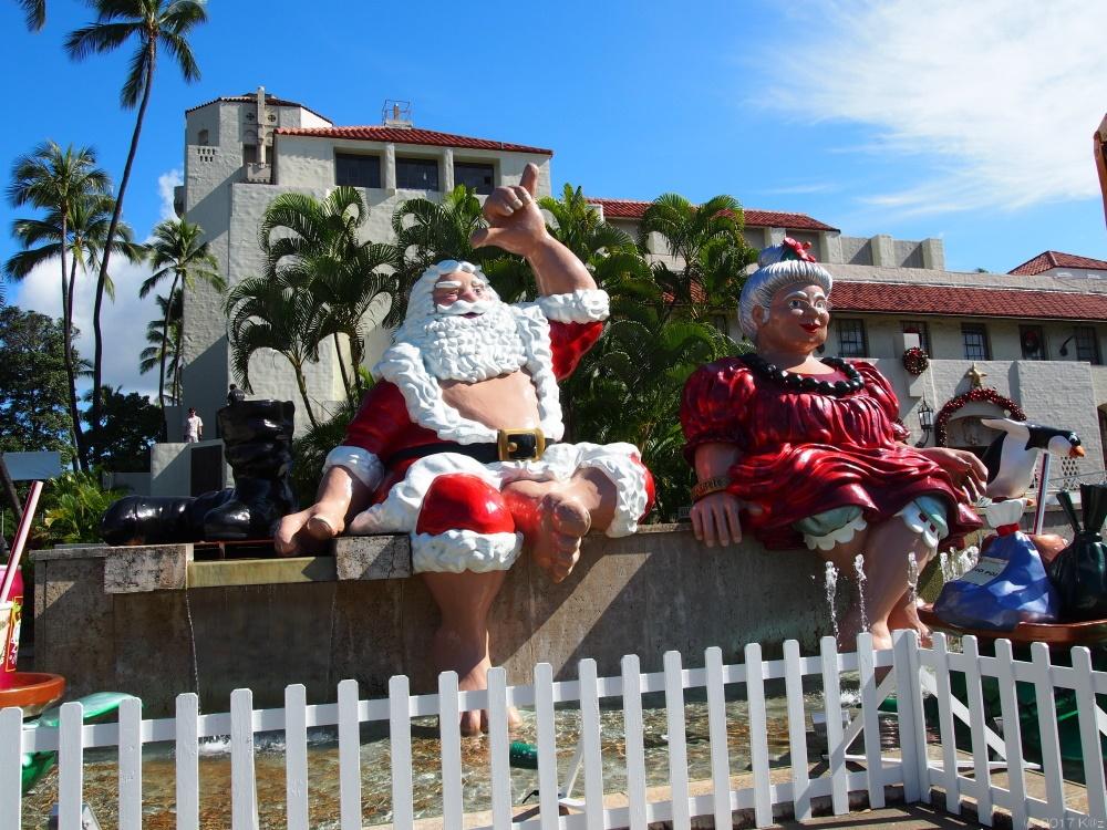 ホノルル市庁舎/Honolulu Hale