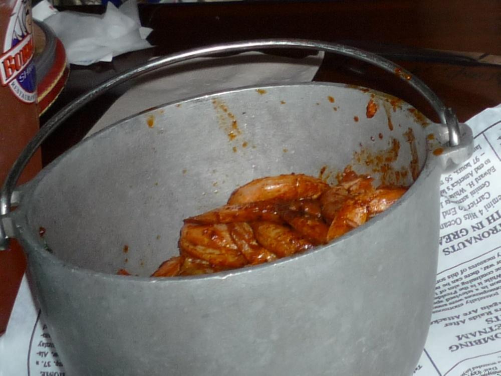 ババガンプ・シュリプ/Bubba Gump Shrimp Co.