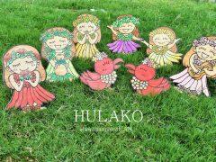 Hawaiianpaint KAN 個展『moe'uhane』Dream~夢~が11/7(火) -12(日)銀座HAKKO木の香にて開催