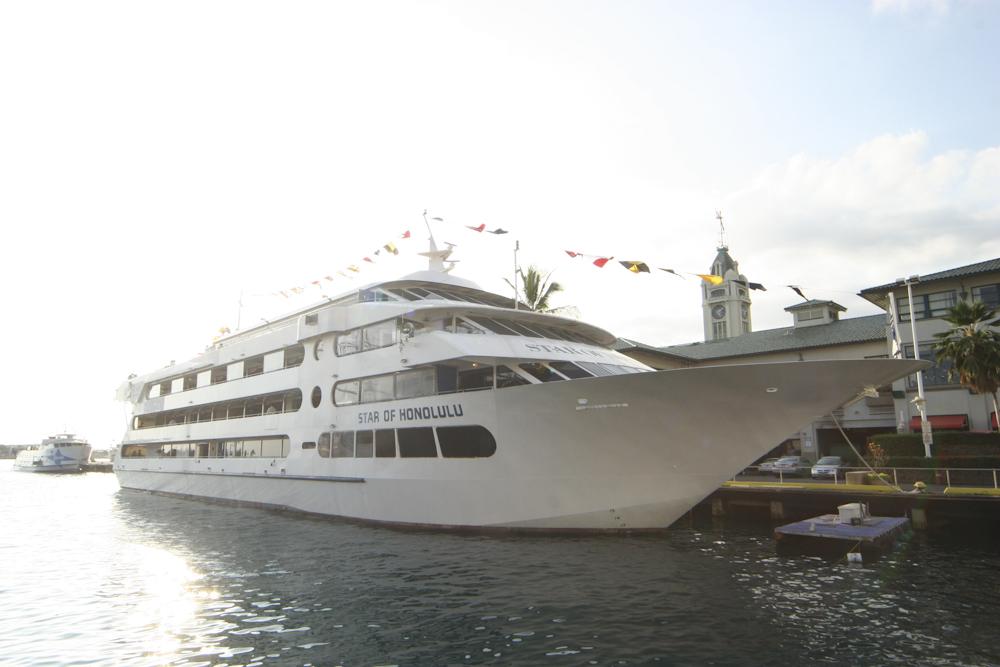 スターオブ・ホノルル・サンセット・ディナークルーズ/Star Of Honolulu Sunset Dinner Cruise