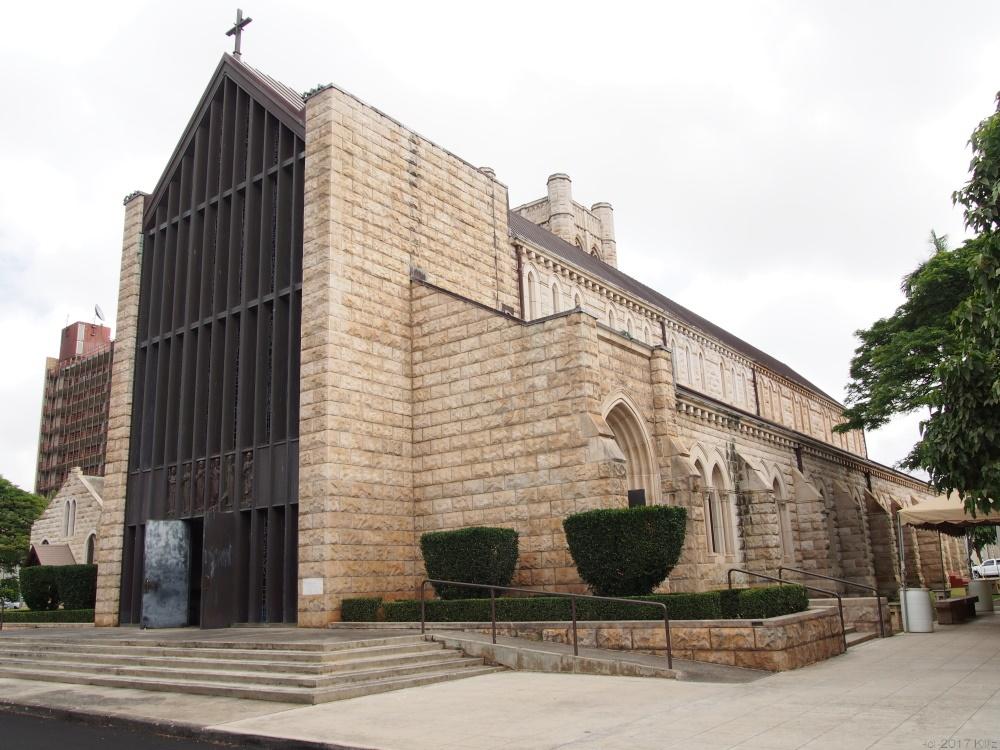 セント・アンドリュース教会/The Cathedral of St. Andrew