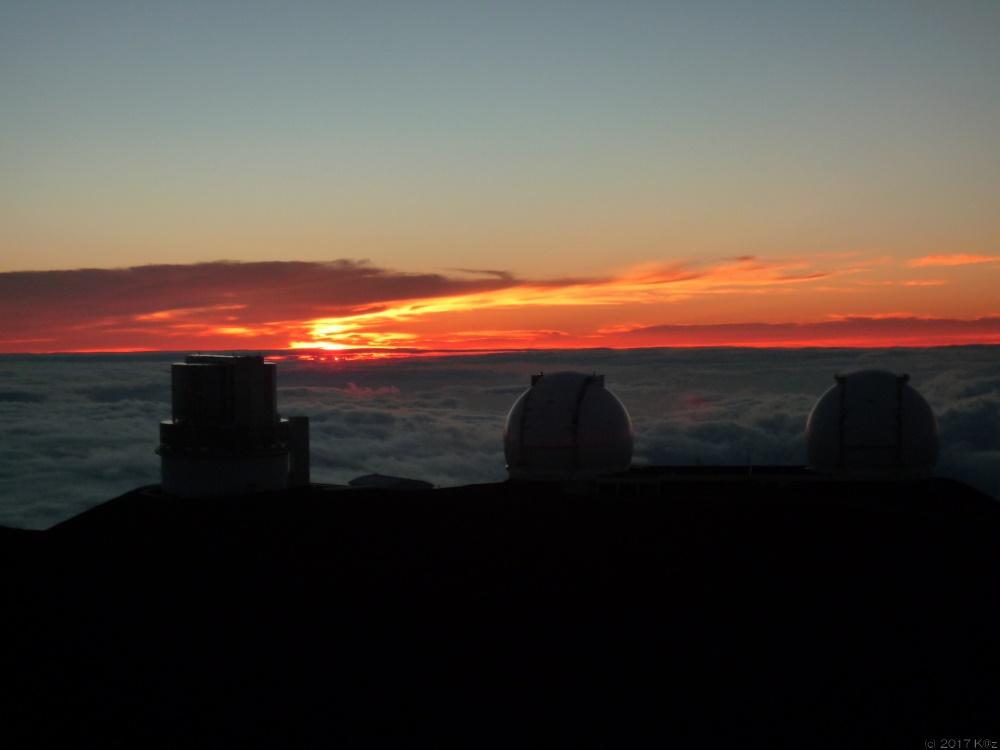 マウナケア スターゲイジング/Mauna Kea Star Gazing
