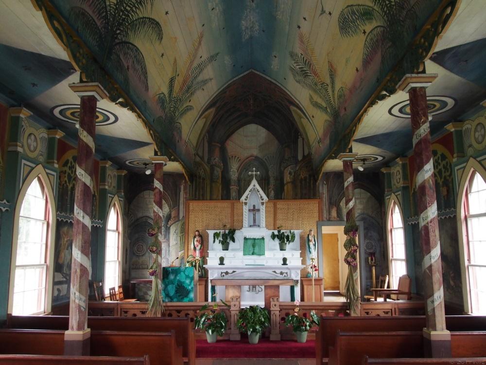 セント・ベネディクト・カトリックチャーチ/St Benedict Catholic Church