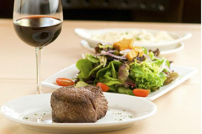 ルースズ・クリス・ステーキ・ハウス・ワイキキ店/Ruth's Chris Steak House Waikiki